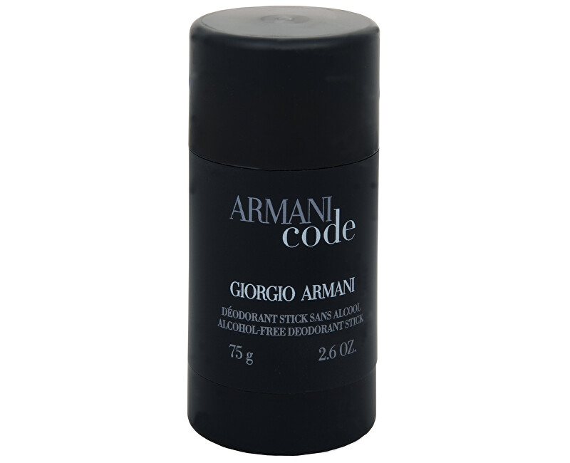 Armani Code For Men - deodorant solid