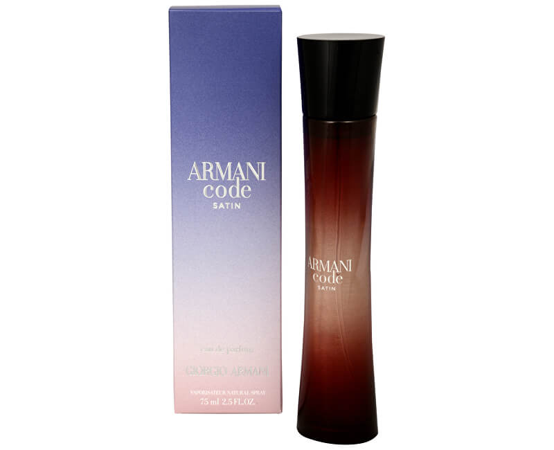 Armani Code Satin - EDP