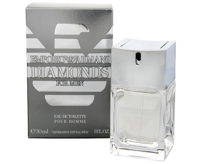 Armani Emporio Armani Diamonds For Men - EDT
