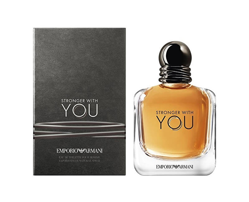 Armani Emporio Armani Stronger With You - EDT