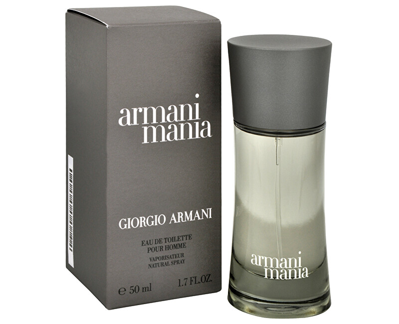 Armani Mania For Men - EDT