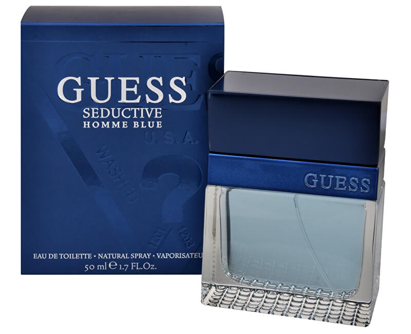 Guess Seductive Homme Blue - EDT