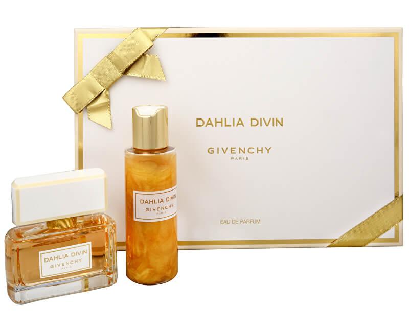 Givenchy Dahlia Divin - EDP 50 ml + tělový gel 100 ml