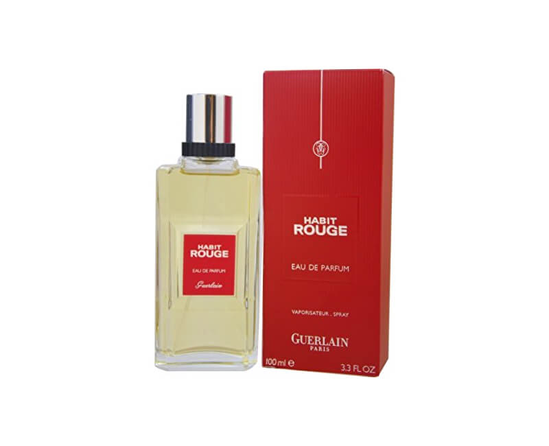 Guerlain Habit Rouge - EDP