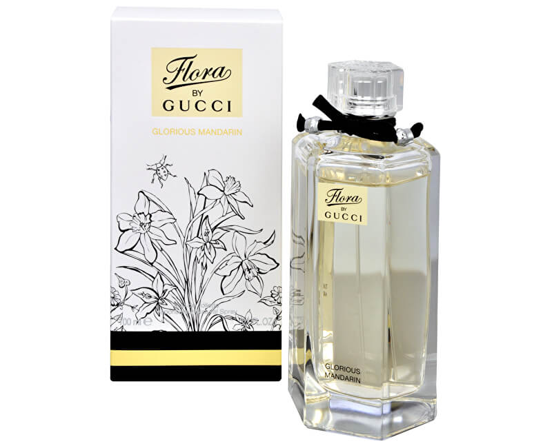 Gucci Flora By Gucci Glorious Mandarin - EDT
