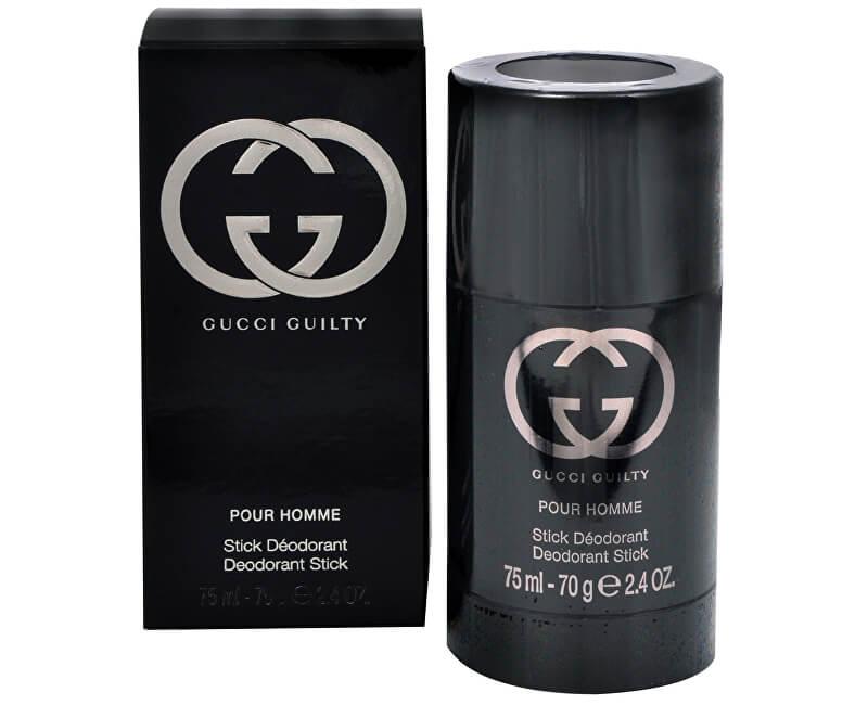 Gucci Guilty Pour Homme - tuhý deodorant