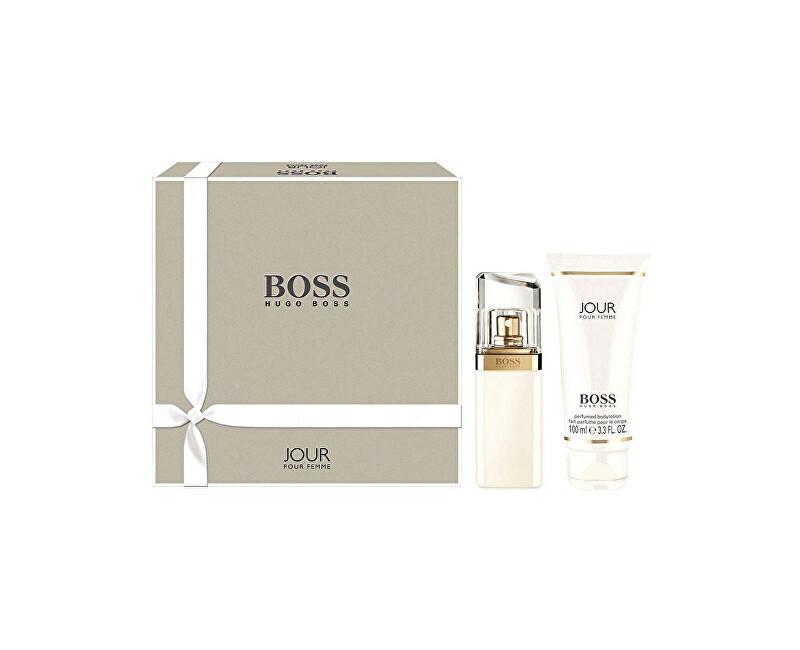 Hugo Boss Boss Jour Pour Femme - EDP 75 ml + loțiune de corp 100 ml