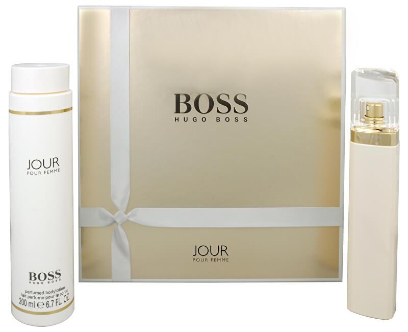Hugo Boss Boss Jour Pour Femme - EDP 75 ml + loțiune de corp 200 ml