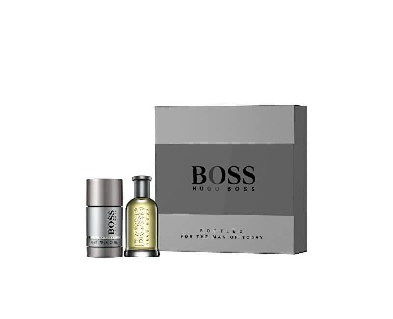 Hugo Boss Boss No. 6 Bottled - EDT 50 ml + deodorant spray 75 ml