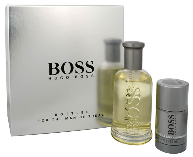 Hugo Boss Boss No. 6 Bottled - EDT 200 ml + tuhý deodorant 75 ml