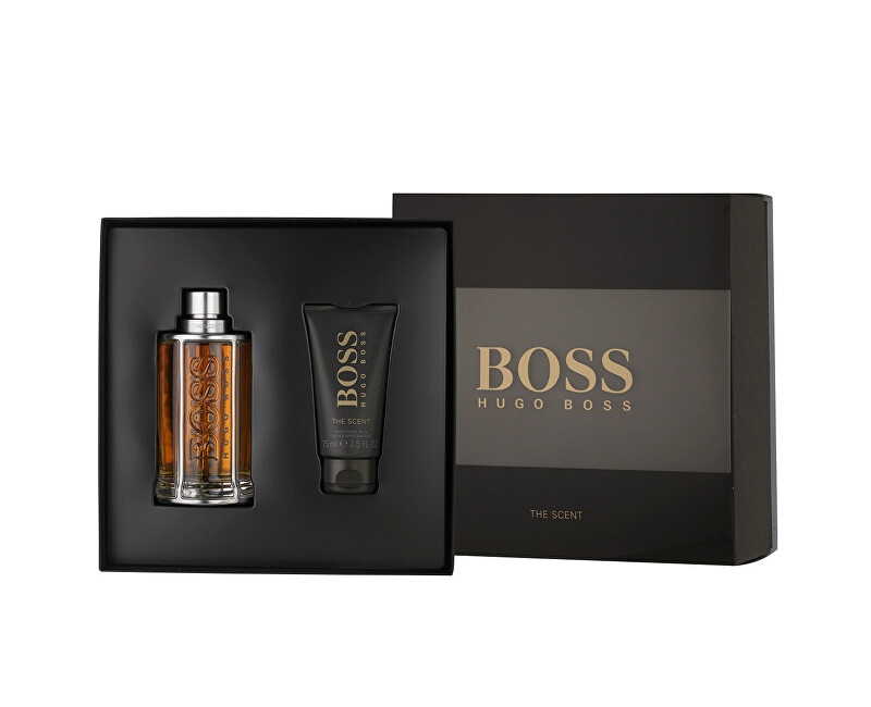 Hugo Boss Boss The Scent - EDT 200 ml + voda po holení 75 ml