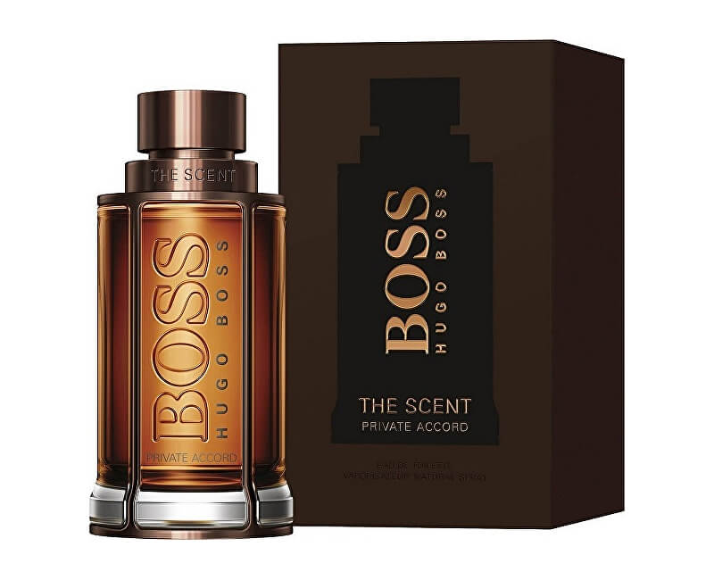 Hugo Boss Boss The Scent Private Accord - EDT