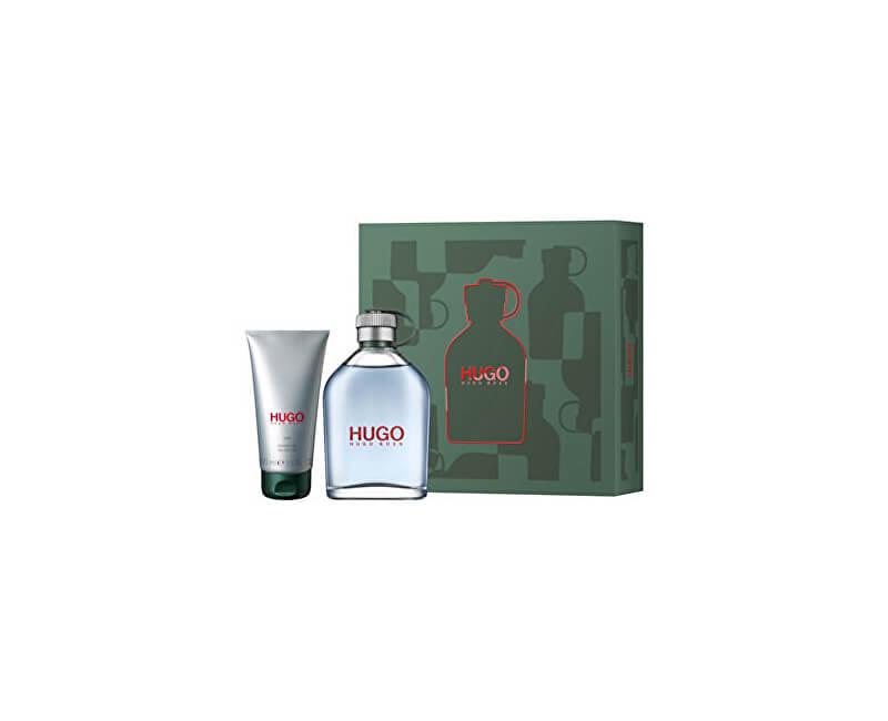 Hugo Boss Hugo - EDT 200 ml + sprchový gel 100 ml