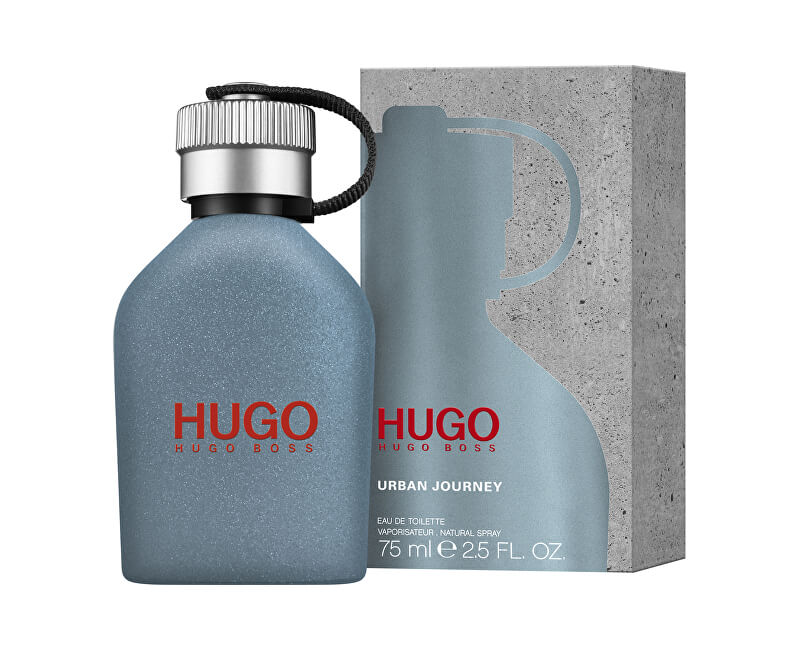 Hugo Boss Hugo Urban Journey - EDT