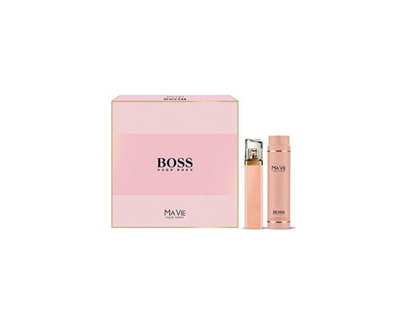 Hugo Boss Ma Vie Pour Femme - EDP 75 ml + tělové mléko 200 ml