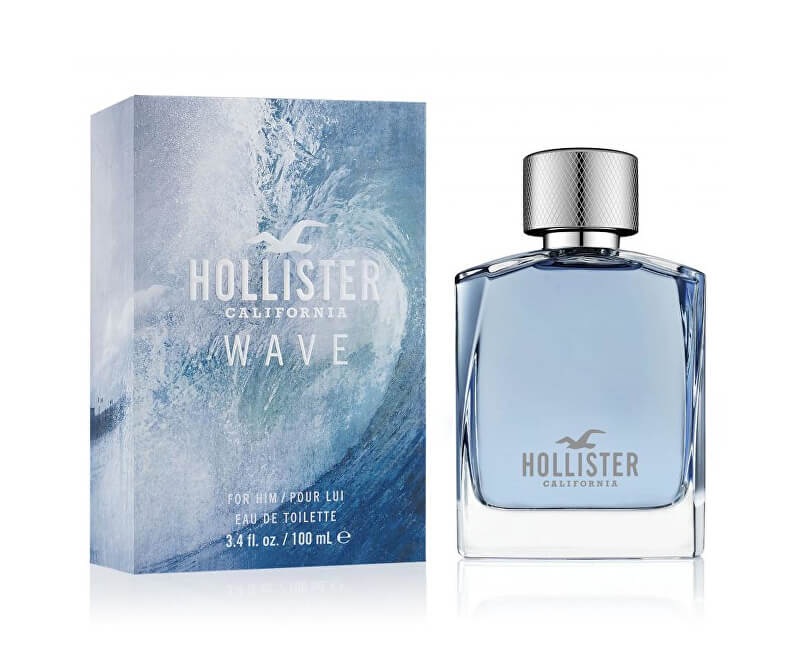 Hollister Wave For Him - EDT