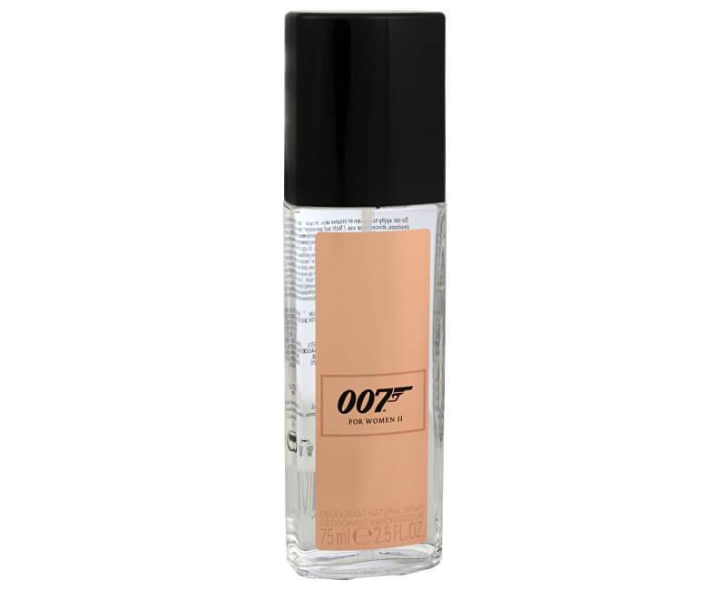 James Bond James Bond 007 For Women II - deodorant s rozprašovačem