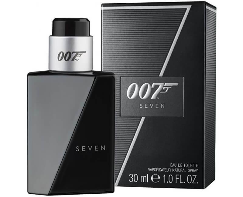 James Bond James Bond 007 Seven Intense - EDP