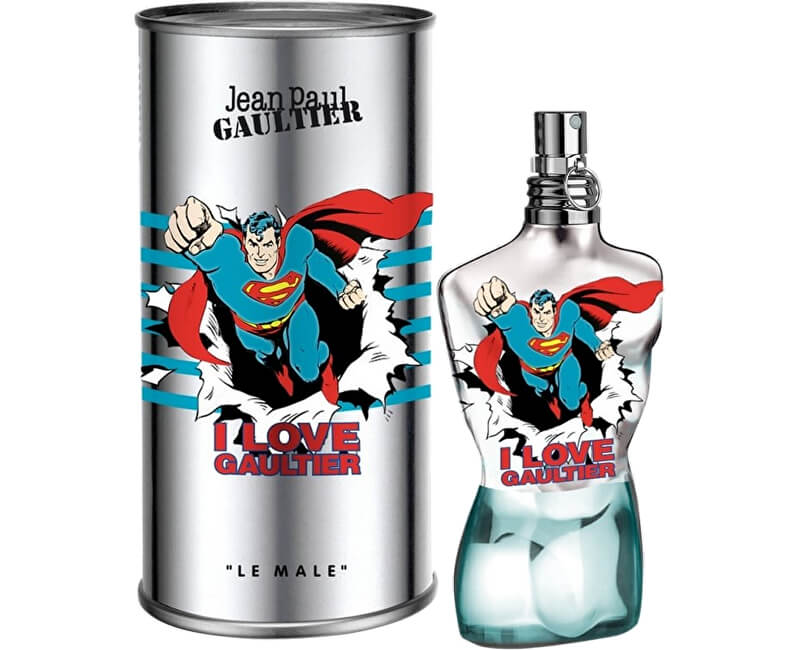 Jean P. Gaultier Le Male Superman Eau Fraiche - EDT
