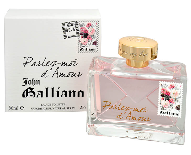 John Galliano Parlez-Moi D'Amour - EDT