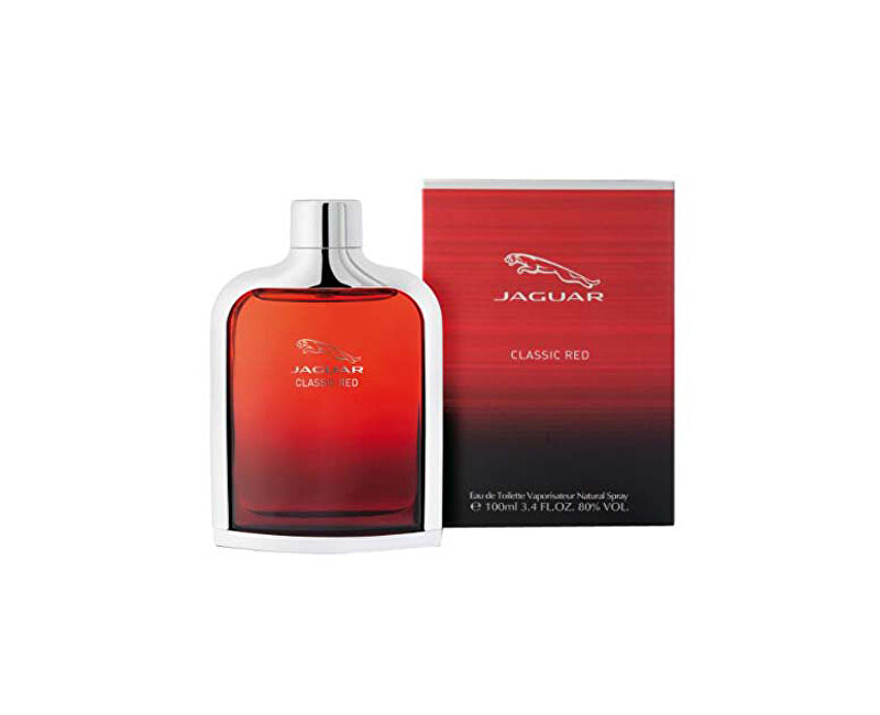 Jaguar Classic Red - EDT