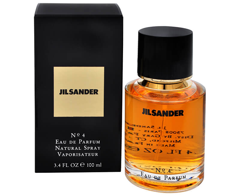 Jil Sander No 4 - EDP