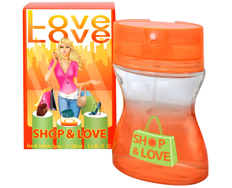 Love Love Shop & Love - EDT