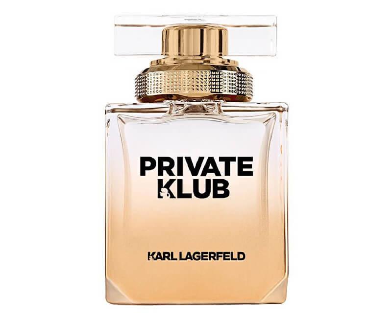 Karl Lagerfeld Private Klub For Women - EDP TESTER