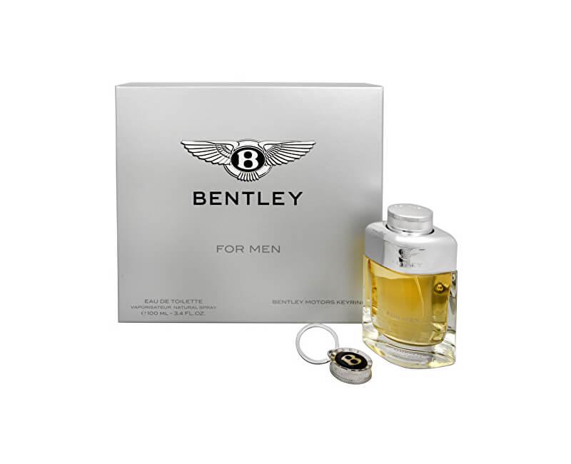 Bentley Bentley For Men - EDT 100 ml + přívěšek na klíče