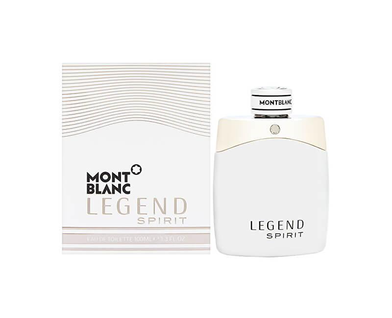Mont Blanc Legend Spirit - EDT