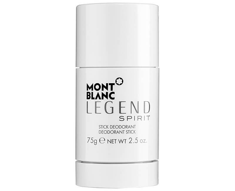 Mont Blanc Legend Spirit - tuhý deodorant