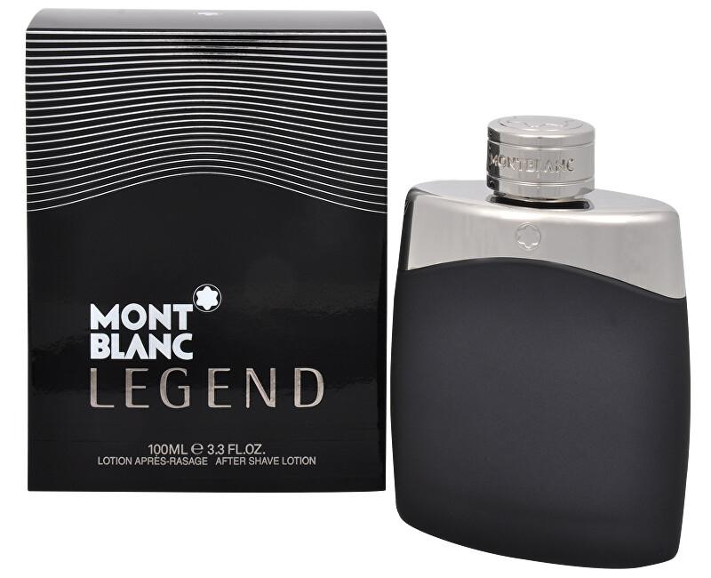 Mont Blanc Legend - After Shave