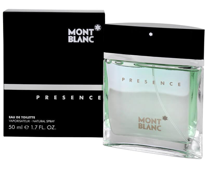 Mont Blanc Presence - EDT