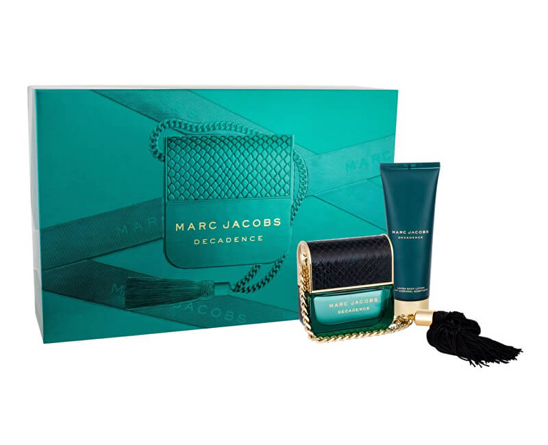 Marc Jacobs Decadence - EDP 50 ml + tělové mléko 75 ml