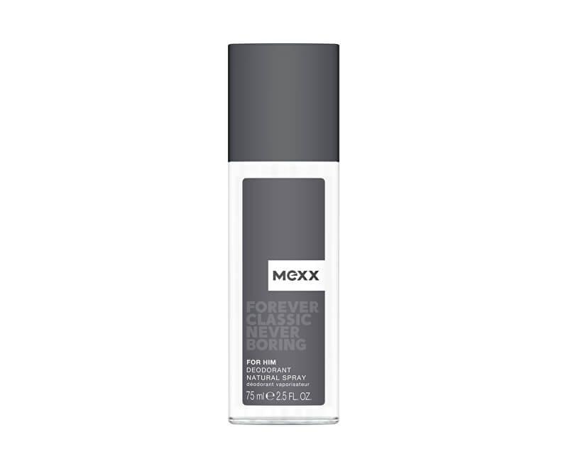 Mexx Forever Classic Never Boring for Him - deodorant s rozprašovačem