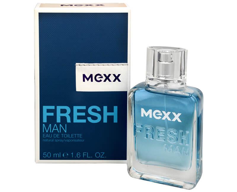 Mexx Fresh Man - EDT