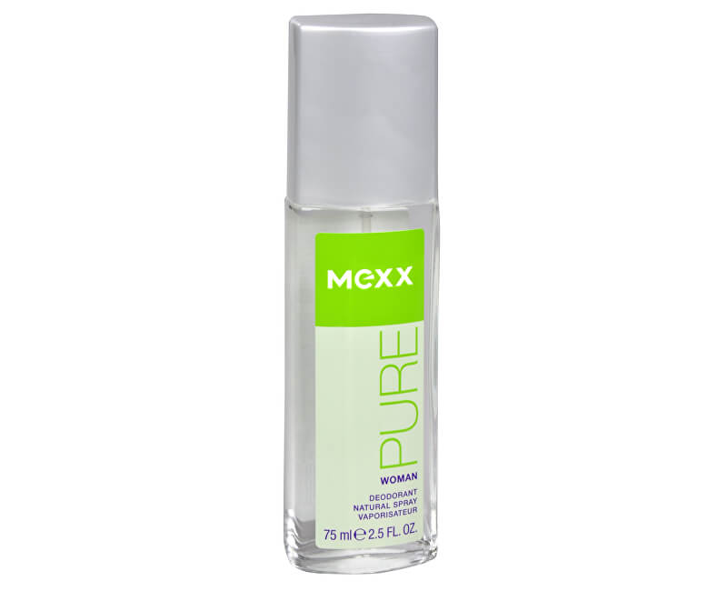 Mexx Pure Woman - deodorant s rozprašovačem