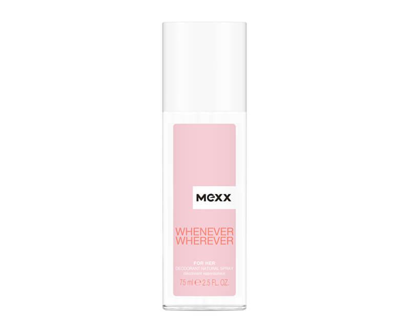 Mexx Whenever Wherever - deodorant s rozprašovačem