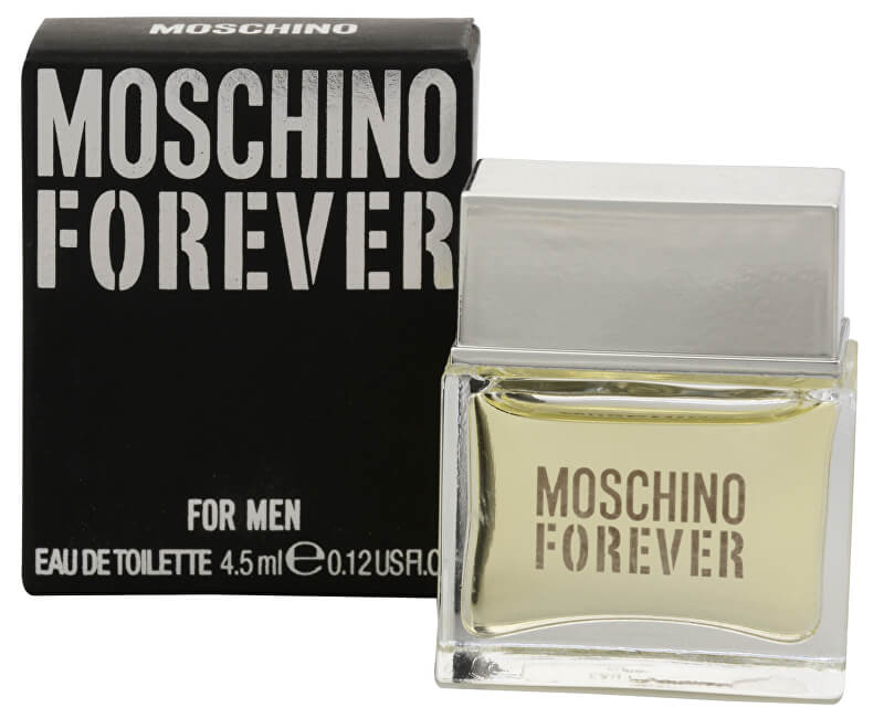 Moschino Forever - mini EDT 4,5 ml