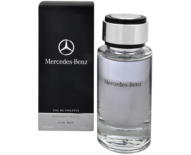Mercedes-Benz Mercedes-Benz For Men - EDT