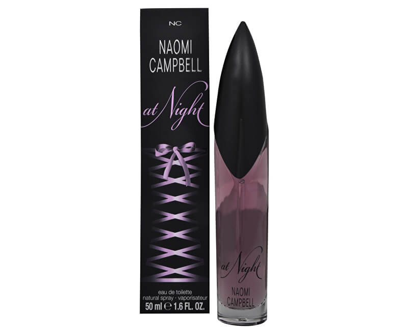 Naomi Campbell At Night - EDT