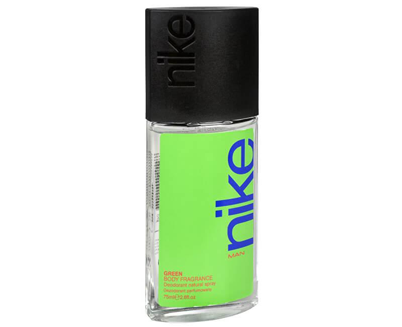 Nike Green For Men - deodorant s rozprašovačem