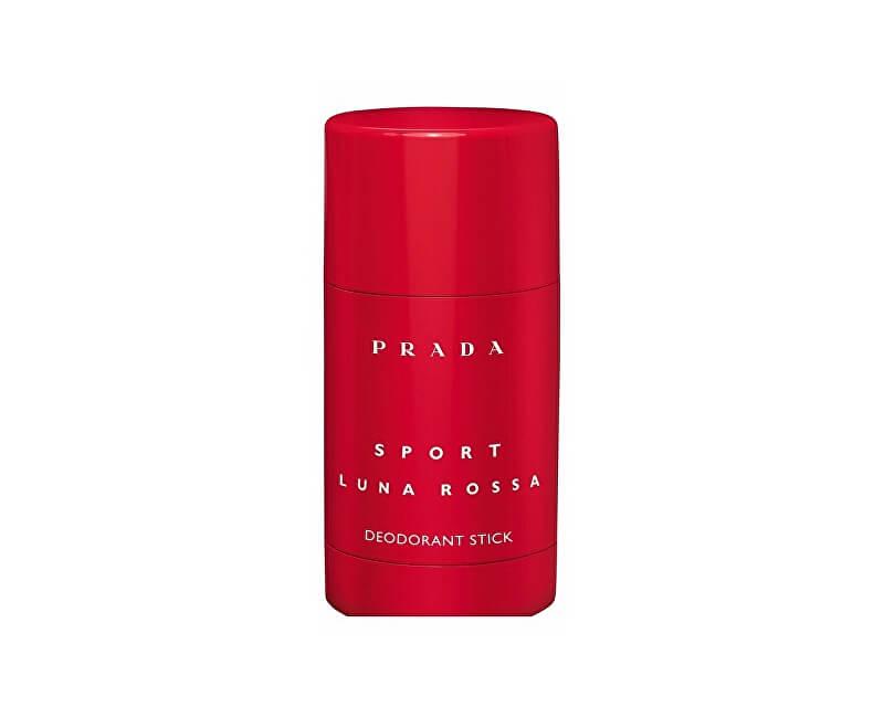Prada Luna Rossa Sport - tuhý deodorant