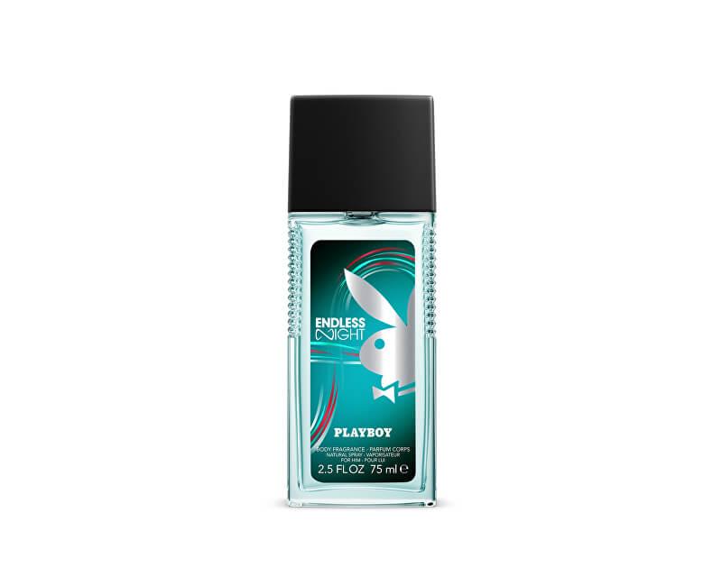 Playboy Endless Night For Him - deodorant s rozprašovačem