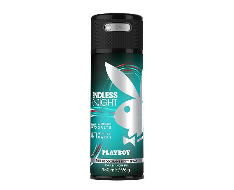 Playboy Endless Night For Him - deodorant ve spreji