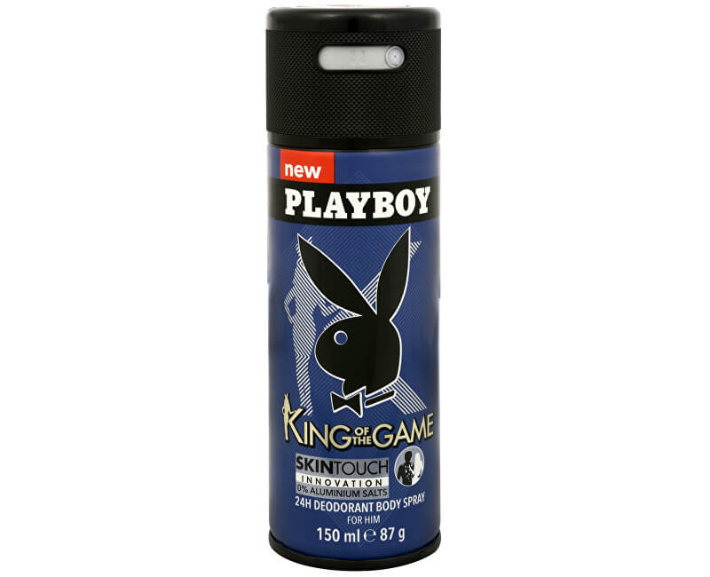 Playboy King Of The Game - deodorant ve spreji