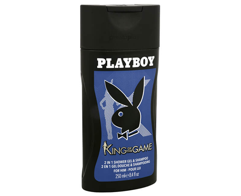 Playboy King Of The Game - sprchový gel