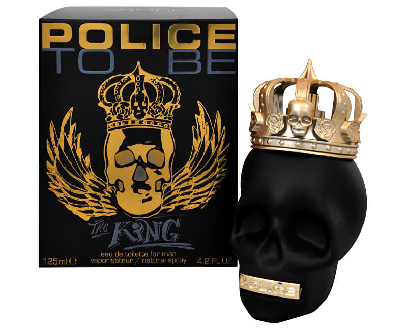 Police To Be The King - EDT