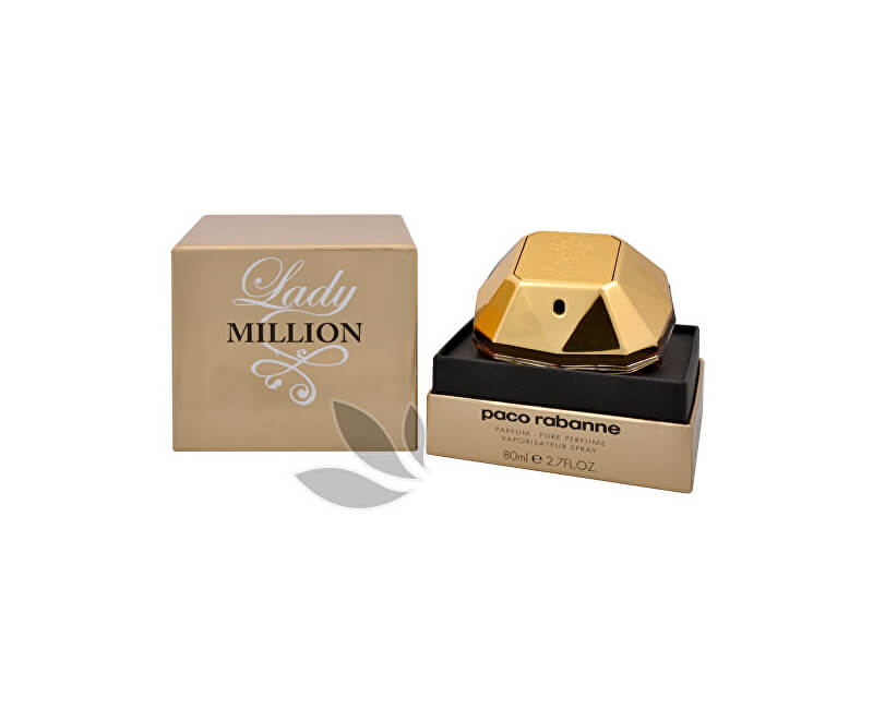 Paco Rabanne Lady Million Absolutely Gold - EDP