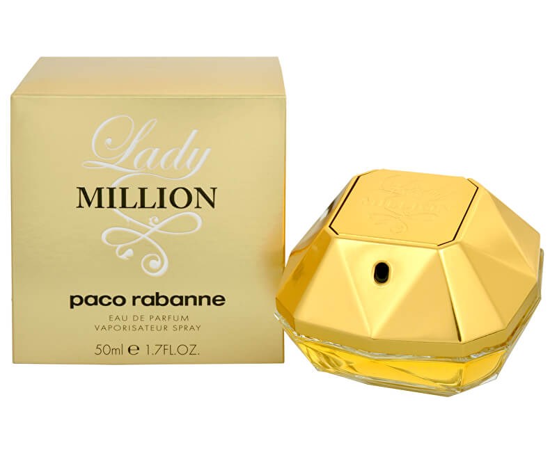 Paco Rabanne Lady Million - EDP